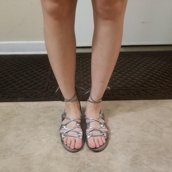 Boardwalk Laceup Sandal | Poshmark